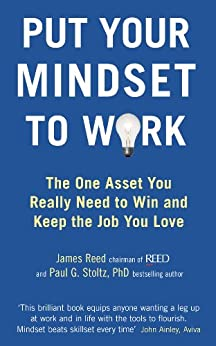 Put Your Mindset to Work: The One Asset You Really Need to Win and Keep the Job You Love by [Reed, James, Stoltz, Paul G.]