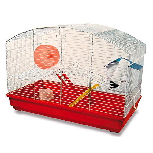 Hamsterkäfig 58x32x42cm