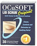 Ocusoft Lid Scrub, Pre-Moistened Pads, O...