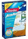 Vileda - 111435 - Plumeau Attractive + 2 Recharges