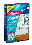 Vileda AttrActive Handstaubgerät - Einfaches Abstauben ohne Aufwirbeln - Handgerät