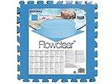 Bestway Pool Bodenschutzmatte 58220 50x50x0,4cm blau #5270