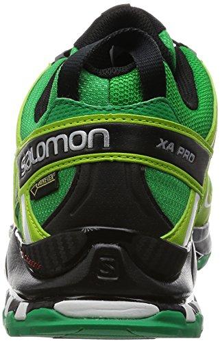 Lackner signore stivali invernali stivali invernali 7311 MICHELLE Ls TX Brown Athletic Green/Black/Granny Green