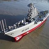 RC Zerstörer Kriegsschiff ferngesteuertes Schlachtschiff Schiff Flugzeugträger X