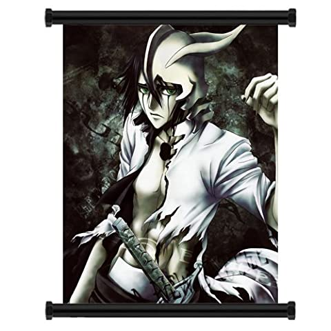 "Bleach Anime Ulquiorra Fabric Wall Scroll Poster (32"" x 42"") Inches"