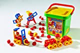 Plasticant Mobilo 256 Starter Pack Cubo 86 Partes