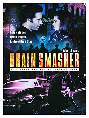 Brain Smasher - Limitiertes Mediabook (+ DVD) - Cover B [Blu-ray]