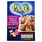 Paxo Sage and Onion Stuffing with Garlic, 130g