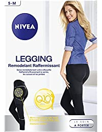 Nivea, Leggings rassodanti anticellulite con Q10, taglia S/M