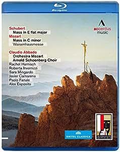 Mozart: Waisenhausmesse [Rachel Harnisch, Roberta Invernizzi, Sara Mingardo] [Accentus: ACC10261] [Blu-ray] [2013] [Region Free]