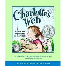 Charlotte's Web 50th Anniversary Retrospective Edition by White, E. B. (2002) Audio CD