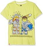 LEGO Jungen T-Shirt M-71169, Gelb (Yellow 204), 5 Jahre(Herstellergröße:110)