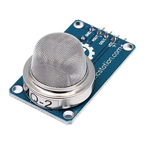 Amazon.co.uk - MQ-2 Smoke and Gas Sensor Detector Module