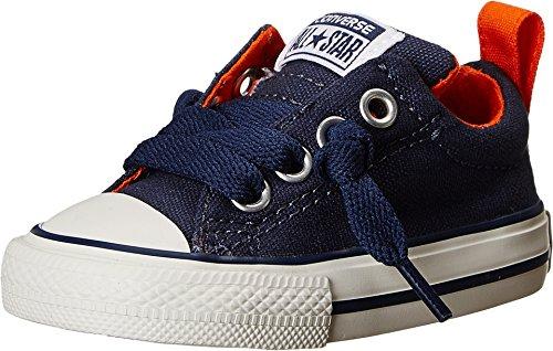 Converse Kids' Chuck Taylor All Star Street Slip (Infant/Toddler) Converse Kids All Star Slip