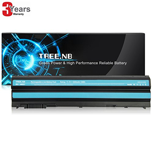 Tree.NB Notebook Laptop Batterie Li-ion Akku für DELL Audi A4 A5 S5 Series Inspiron 14R 15R 17R 4420 4520 4720 5420 5425 5520 5525 5720 7420 7520 Vostro 3460 3560 Series P8TC7 P9TJ0 R48V3 PRRRF RU485 T54F3 HCJWT KJ321