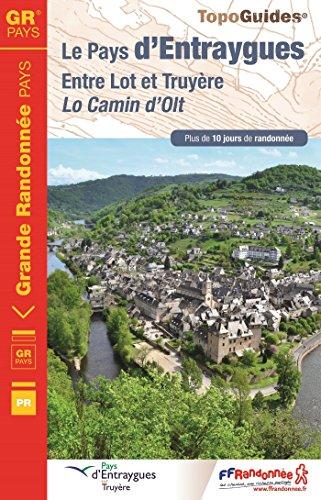 Descargar Libro Le Pays d'Entraygues : Entre Lot et Truyère de FFRandonnée