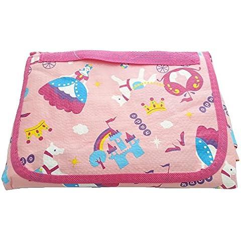 Per bambini grande estate spiaggia tappetino da picnic campeggio alimentazione Tappetino attività protezione per pavimento–Princess