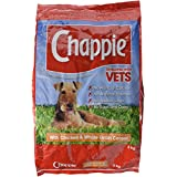 Chappie Vets Developed Dry Dog Food with Chicken and Wholegrain Cereal 3 kg