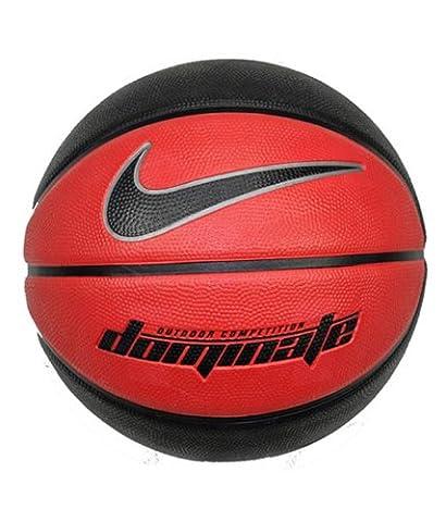 Nike Swoosh Mini ballon mixte adulte Multicolore Negro / Rojo (Black/Red/Black) 3