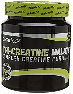 Biotech 4 g 300G Eu Tri Creatine Malate by Biotech