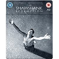 Shawshank Redemption Steelbook