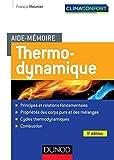 Aide-mémoire de Thermodynamique - 3e édition...