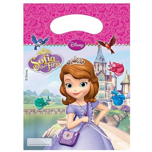 A THE FIRST * für Kindergeburtstag und Motto-Party // Prinzessin Disney Mädchen Kinder ()