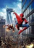 Generic Spider-Man; Heimkehr Film Foto Poster Tom Holland Marvel Iron Man 005 (A5-A4-A3) - A4