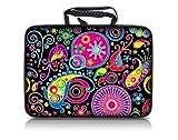 Sidorenko Designer Notebooktasche Hardcase Größe 28cm
