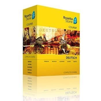 Rosetta Stone - Curso Completo De Alemán