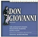 Don Giovanni - Highlights/Barenboim [Import allemand]