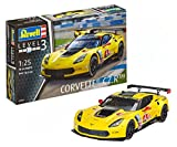 Revell REVELL07036 18 cm Corvette c7.r Model Kit