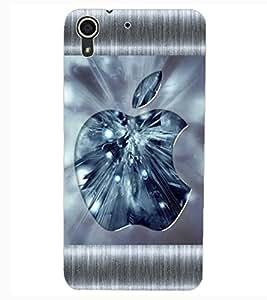ColourCraft Creative Fruit Image Design Back Case Cover for HTC DESIRE 626