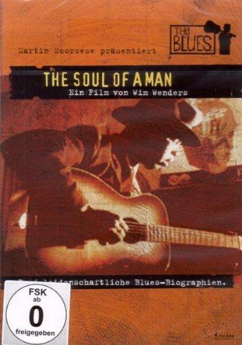 The Blues - The Soul of a Man - Men Dvd Soul