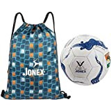 Jonex Power Pack Volleyball and Reversible String Bag Combo @Hipkoo