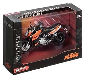 Mondo Motors - Véhicule Miniature - KTM 990 adventure - Echelle 1:12 - Modèle aléatoire