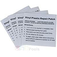 Inflatable Swimming Repair Pool Puncture Patch Kit For Bestway Intex Heavy Duty