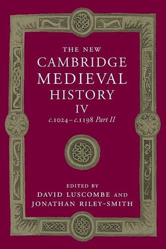 The New Cambridge Medieval History: 4