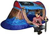 M.Y Pirate Ship Boat Play Tent Boys Indoor & Outdoor Play House
