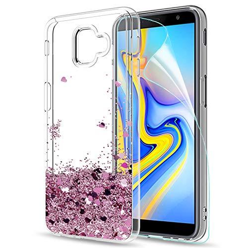 LeYi Compatible Funda Samsung Galaxy J6 Plus 2018