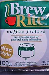 Disc Coffee Filter for 3 and 3.5
