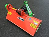Tondo-broyeur pour micro-tracteur Kubota, Iseki avec cardan B4 80cm inclu - LINX-110...