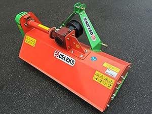 Trinciatrice fissa a mazze o coltelli per trattore con cardano B4 80cm incluso - LINCE-110
