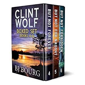 Clint Wolf Boxed Set: Books 4 – 6