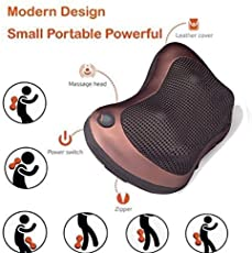 Massage Cushion Pillow Personal Full Body Massager for Car and Home