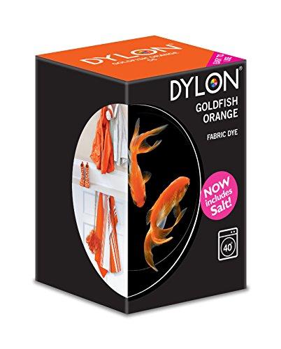 dylon-goldfish-orange-machine-dye-350g-includes-salt-by-dylon