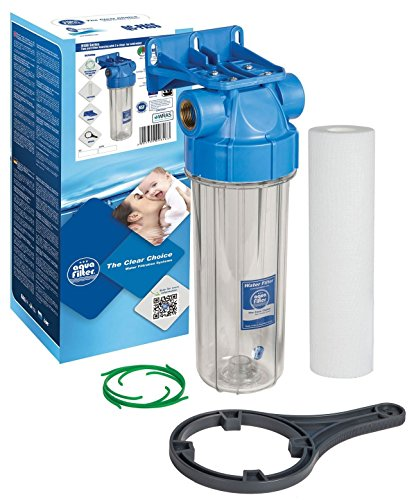 1-cold-water-filtration-in-line-purify-system-housing-whole-filter-set