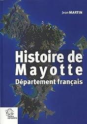 Histoire de Mayotte, département français
