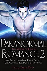 The Mammoth Book of Paranormal Romance 2 (Mammoth Books) by Trisha Telep (2010-08-01)