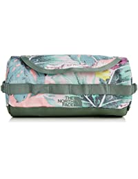 The North Face Base Camp Travel Canister, color ballet pink / hawaiian sunrise impresión, talla S